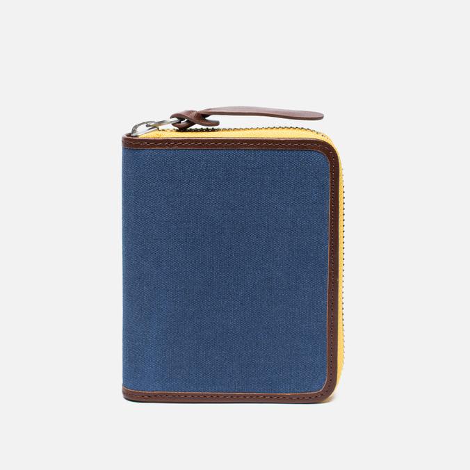 Кошелек Property Of... Gerald Tri Blue/Yellow