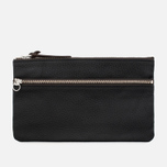 Кошелек Property Of... Jeff Trip Pouch Black фото- 1