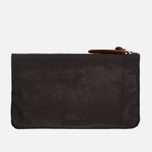 Кошелек Property Of... Jeff Trip Pouch Dark Brown фото- 0