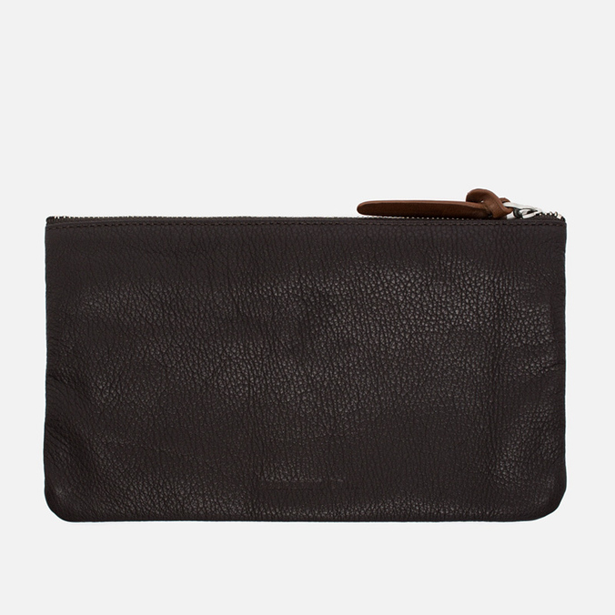 Кошелек Property Of... Jeff Trip Pouch Dark Brown