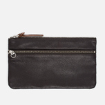 Кошелек Property Of... Jeff Trip Pouch Dark Brown фото- 1