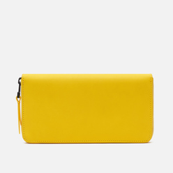 Кошелек Rains Large Zip Yellow