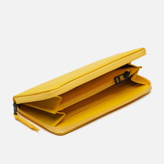 Кошелек Rains Large Zip Yellow