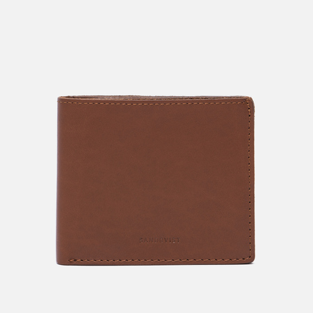 Кошелек Sandqvist Bill Cognac Brown