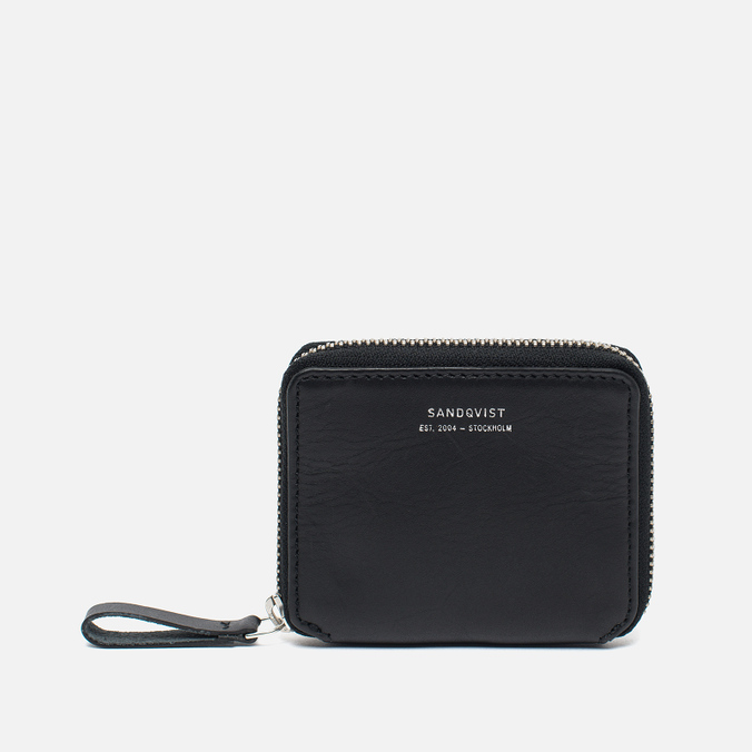 Sandqvist Frida Wallet Black