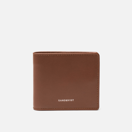 Кошелек Sandqvist Manfred Cognac Brown