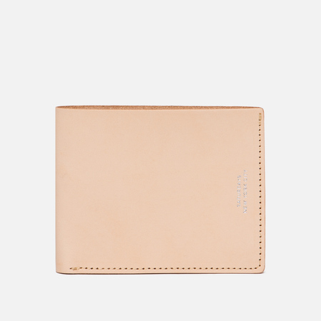 Кошелек Saturdays Surf NYC Bi-Fold Raw Vegetable Tan
