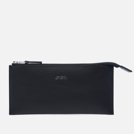 Кошелек Saturdays Surf NYC Kirk Small Zip Pouch Black