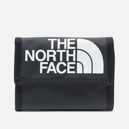 Кошелек The North Face Base Camp Black/White