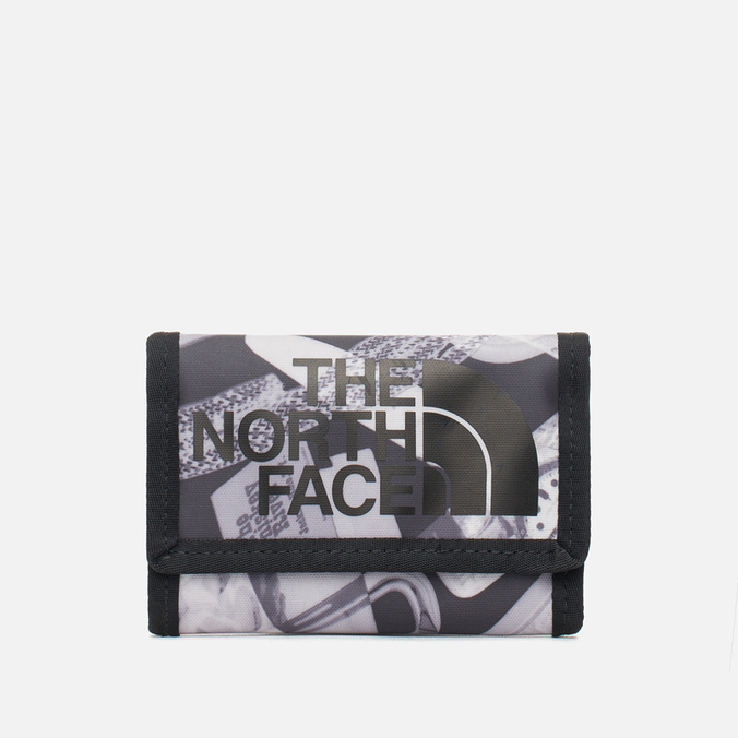 Кошелек The North Face Base Camp Black/X-Ray