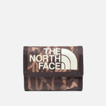 Кошелек The North Face Base Camp Brunette Brown Camo фото- 0