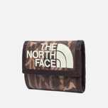 Кошелек The North Face Base Camp Brunette Brown Camo фото- 2