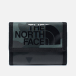Кошелек The North Face Base Camp Camo Print/Black фото- 0