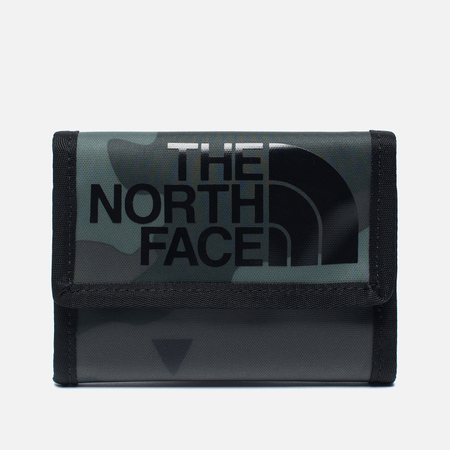 Кошелек The North Face Base Camp Camo Print/Black