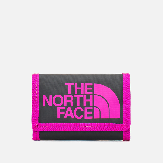 Кошелек The North Face Base Camp TNF Black/Luminous Pink