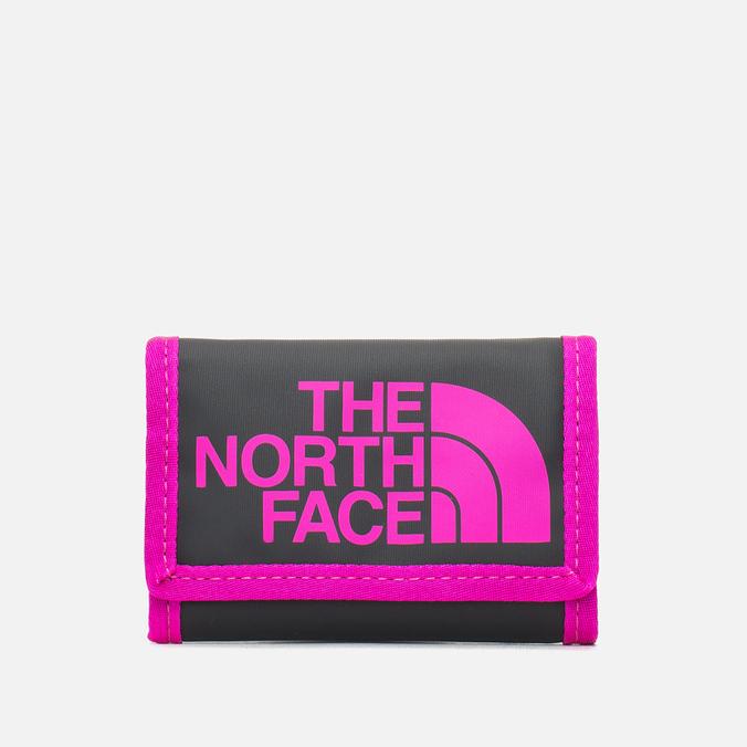 04dd5913d78 Кошелек The North Face Base Camp TNF Black Luminous Pink T0CE69CGA