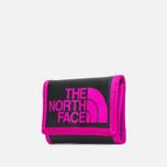 The North Face Base Camp TNF Wallet Black/Luminous Pink photo- 2