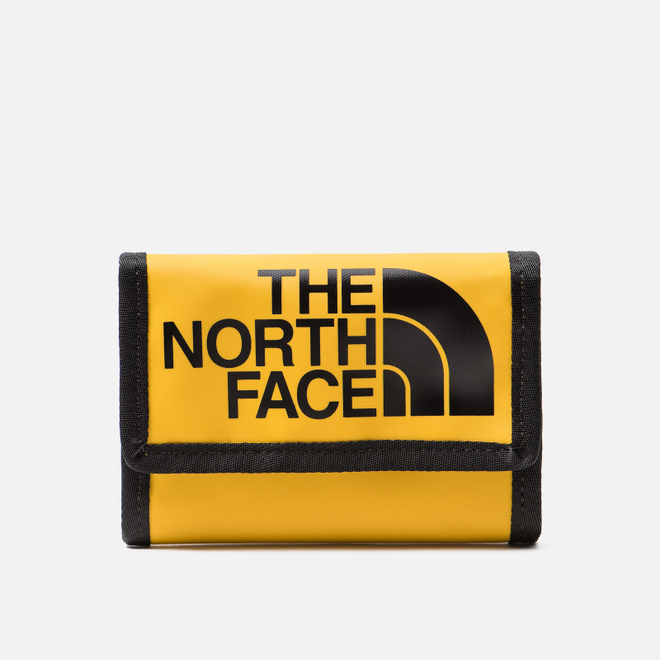 Кошелек The North Face Base Camp TNF Yellow/TNF Black