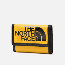 Кошелек The North Face Base Camp TNF Yellow/TNF Black фото- 1