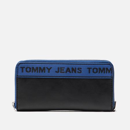 Кошелек Tommy Jeans TJ Logo Tape Large Black Mix