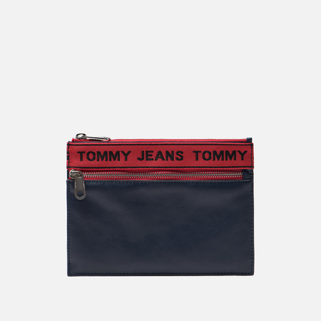 Кошелек Tommy Jeans TJ Logo Tape Pouch Corp Mix