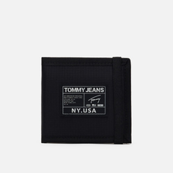 Кошелек Tommy Jeans Urban Tech CC & Coin Nylon Black