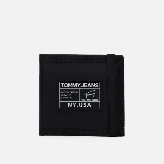 Кошелек Tommy Jeans Urban Tech CC & Coin Nylon Black