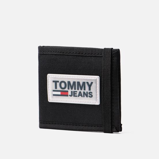 Кошелек Tommy Jeans Urban Varsity Mini Black