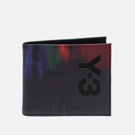 Y-3 Bifold Wallet Black