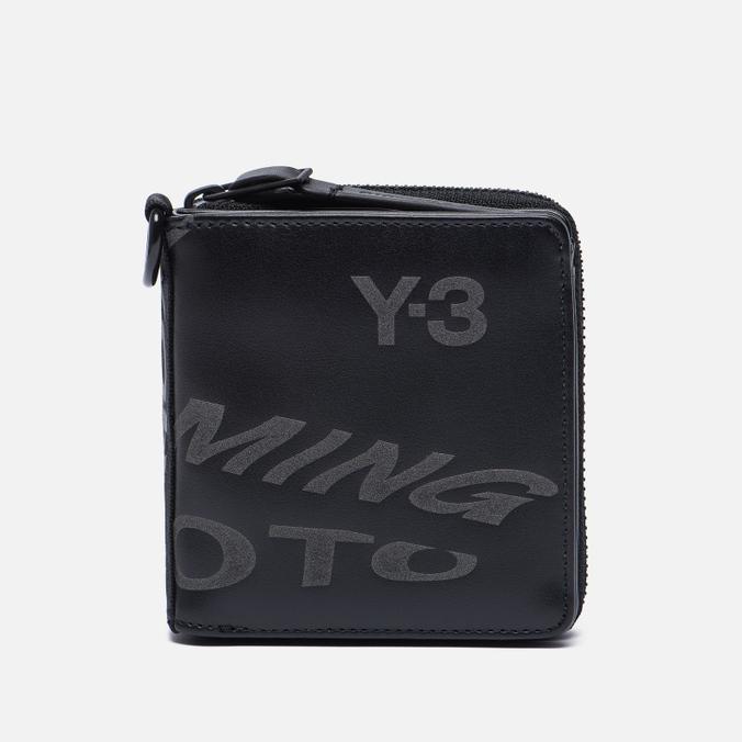 Кошелек Y-3 Logo Strap Black