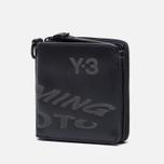 Кошелек Y-3 Logo Strap Black фото- 1