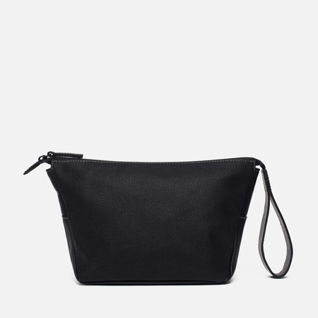 Косметичка Ally Capellino Del Waxed Canvas Black