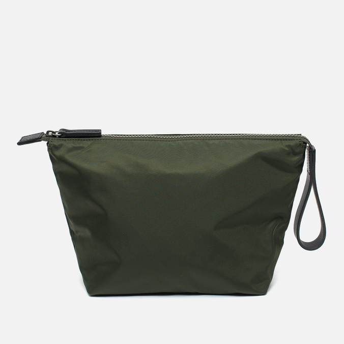Косметичка Ally Capellino Ira Luxe Nylon Dark Green