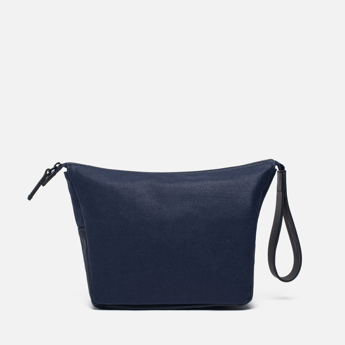 Косметичка Ally Capellino Nazim Waxed Navy/Black