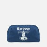 Косметичка Barbour Beacon Navy фото- 0