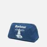 Косметичка Barbour Beacon Navy фото- 1