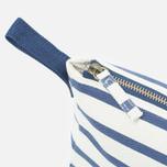 Косметичка Barbour Sealand Navy/Ecru Stripe фото- 5