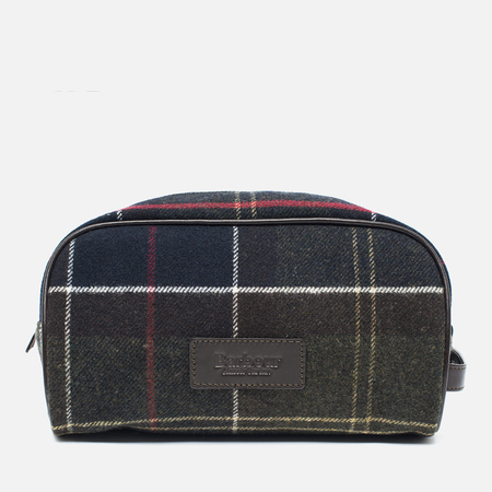 Barbour Wash Classic Cosmetic Bag Tartan