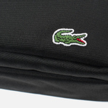Косметичка Lacoste Neocroc Double Zip Black фото- 4