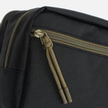 Косметичка Lacoste Neocroc Double Zip Black фото- 5