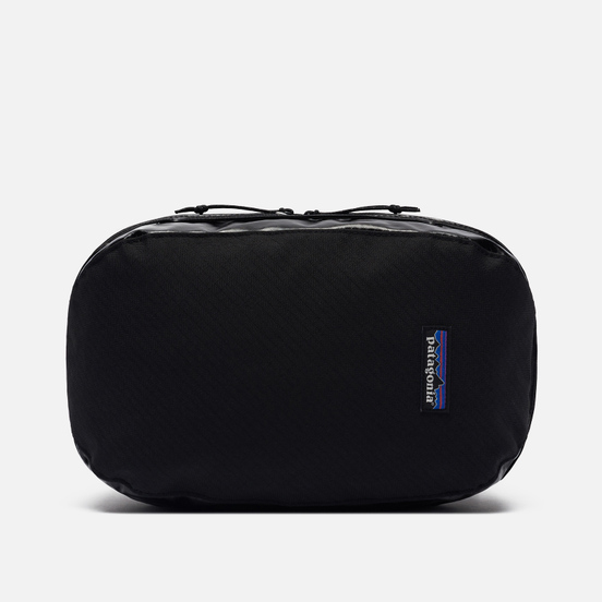 Косметичка Patagonia Black Hole Cube Medium 6L Black