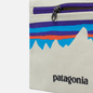 Косметичка Patagonia P-6 Fitz Roy Zippered Bleached Stone фото - 2