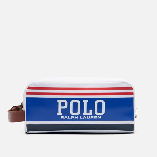 Косметичка Polo Ralph Lauren Big Polo Travel Nylon Red/White/Navy