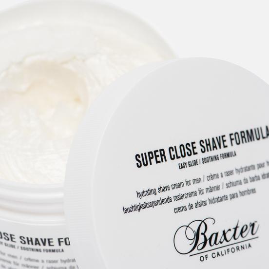 Крем для бритья Baxter of California Super Close Shave Formula 240ml