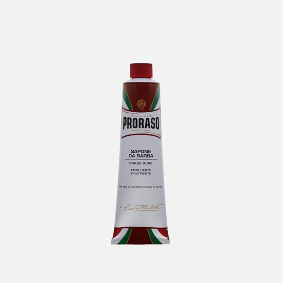 Крем для бритья Proraso Sandalwood Oil And Shea Butter 150ml