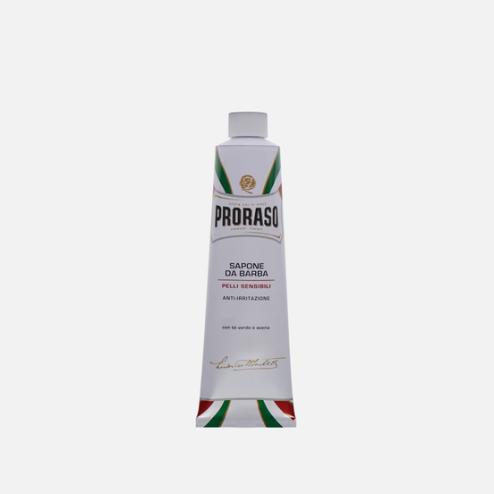 Крем для бритья Proraso Sensitive Green Tea 150ml