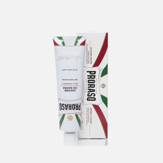 Крем для бритья Proraso Sensitive Green Tea 150ml