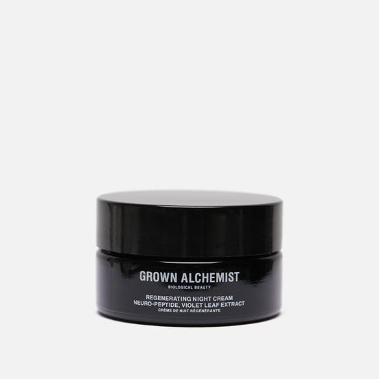 Крем для лица Grown Alchemist Regenerating Night Neuro-Peptide & Violet Leaf Extract