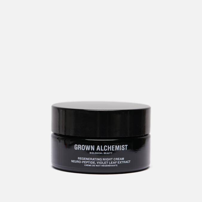 Крем для лица Grown Alchemist Regenerating Night Neuro-Peptide & Violet Leaf Extract grown alchemist праймер для
