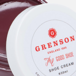 Крем для обуви Grenson Shoe Cream Burgundy фото- 1